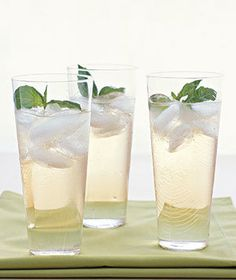 Nonalcoholic Beverages | A gallery of cocktails, iced teas, lemonades, and other drinks to slake your thirst.