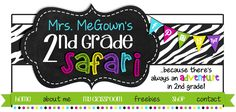 Mrs. MeGown's Second Grade Safari: Parent/Teacher Conferences: Helpful Hints and a SALE!