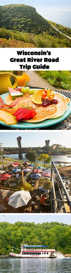 The Mississippi River is your constant companion along the Great River Road, but the river towns between La Crosse and Prescott lure you off the road with great shopping, dining and hiking.