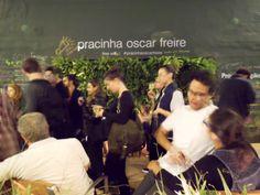 Projeto de ativação de espaços públicos (Pracinha Oscar Freire)
