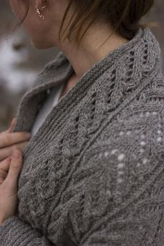 Ravelry: Gunflint pattern by Melissa Schaschwary