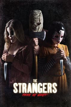 High resolution official theatrical movie poster ( of for Strangers: Prey at Night Image dimensions: 1944 x Starring Christina Hendricks, Bailee Madison, Martin Henderson Christina Hendricks, Halloween Movies, Scary Movies, Horror Movies, Halloween Halloween, Latest Movies, New Movies, Movies To Watch, Movies Free