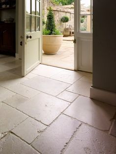 Link your interior to your exterior with our outdoor stone flooring range at Mandarin Stone. Browse options and buy outdoor stone tiles online. Stone Tile Flooring, Stone Tiles, Natural Stone Flooring, Ceramic Flooring, Floors Of Stone, Wooden Flooring, Rustic Floors, Dark Flooring, Flooring Cost