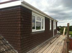 loft conversion flat roof dormer in build #11