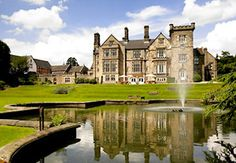 Health Club Day Pass for Two at Breadsall Priory Marriott