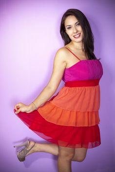 happy dress