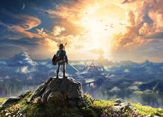 Fond d'écran HD Zelda