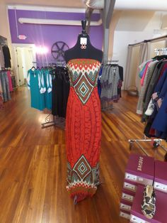 Maxi for $68 and earrings for $12