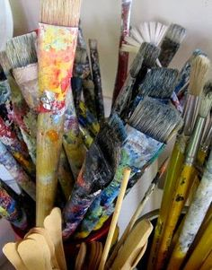 Your Brushes For Oil Painting