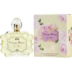 Vintage Bloom By Jessica Simpson For Women ($25) ❤ liked on Polyvore featuring beauty products, fragrance, jessica simpson fragrance and jessica simpson perfume