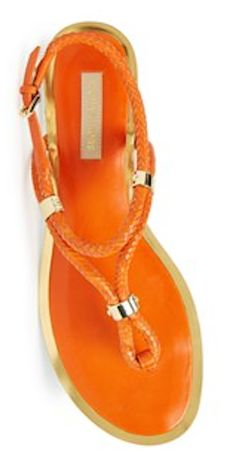 cute #orange #sandals  http://rstyle.me/n/fz9xkpdpe