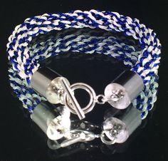 www.myexquisitethings.co.uk  Kumihimo bracelets - various colours available