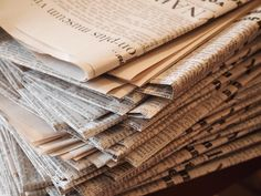 Making it easy and accessable to read old newspapers