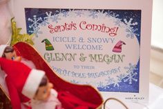 Elf on the Shelf Christmas/Holiday Party Ideas | Photo 1 of 32 | Catch My Party