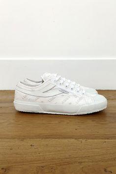 - Gosha Rubchinskiy x Superga Sport Low Sneakers - Gosha Rubchinskiy - KM20 Online Store
