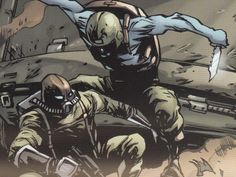 Rogue Trooper - Last Man Standing 2000ad, Last Man Standing, Rogues, Cartoon Art, Soldiers, Joker, Mens Fashion, Superhero, Comics