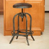 Found it at Wayfair - Dutton Adjustable Height Bar Stool
