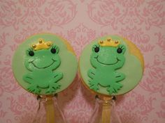 Leap year lily pads!!  Cute princess frogs for a leap day birthday girl