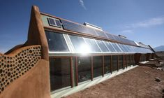 Off Grid, Earthship, Prado, Natural Building, France, New Mexico, Solar Panels, House, Community