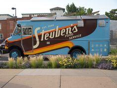 food truck design-favorite restaurant: Denver, CO