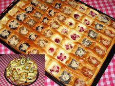 Rychlé koláčky - Recepty na každý den Slovak Recipes, Czech Recipes, Russian Recipes, Sweet Recipes, Cake Recipes, Dessert Recipes, Desserts, Challa Bread, Cake Cookies