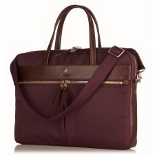 Already on our own wishlists, the Hanover has a padded compartment for a MacBook or 14'' laptop, plus organiser slip pockets for the essentials. It has carry handles and a detachable and adjustable shoulder strap, and in neutral shades of black, navy or aubergine, this bag will be your mother's ultimate helper. Apple Products, How To Slim Down, Shades Of Black, Briefcase, Mom And Dad, Grosgrain, Macbook, Shoulder Strap, Essentials