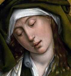 St. Mary of Salome... wife of Zebedee, mother of James and John, present at the crucifixion.