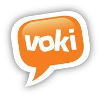 Voki.com - Students create talking avatars that can be embedded on your teacher web page, blog, or wiki.