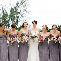 Dusk Bridesmaid Dresses