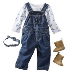Baby's First OverallsBaby's First Overalls,