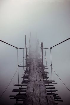 She took the bridge to nowhere and ended up somewhere!.