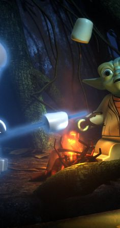 star wars the yoda chronicles game