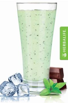 Chocolate Mint Shake (Herbalife). Refreshing in the morning & in Summer!  Click and order. Contact me for coupon code!  https://www.goherbalife.com/hanli/en-ZA