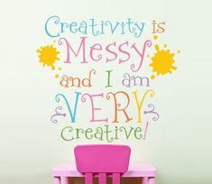 vinyl quote for crafting | Found on etsy.com