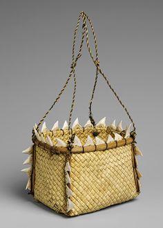 Basket (Egadakua) [Nauruan people, Nauru, Caroline Islands] (1983.545.1) | Heilbrunn Timeline of Art History | The Metropolitan Museum of Art