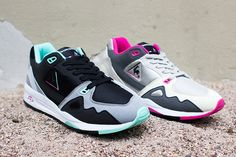 Le Coq Sportif 'Day & Night'