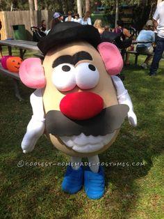 Uncle Grandpa Halloween Costume