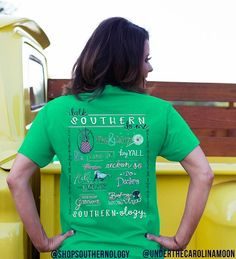 Short Sleeve Southernology™Talk Southern to Me | underthecarolinamoon.com Show off your Southern Side with this super cute Southernology™ t-shirt from www.underthecarolinamoon.com  #southernology #shopsouthernology #TalkSouthern #SouthernSayins #SouthernSayin #UTCM #ComfortColor #ComfortColors