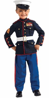 The Marine Dress Blues Costume is the best 2019 Halloween costume for you to get! Everyone will love this Boys costume that you picked up from Wholesale Halloween Costumes! Sailor Costumes, Blue Costumes, Girl Costumes, Costumes Kids, Family Costumes, Group Costumes, Dress Up Outfits, Kids Outfits, Marine Costume