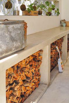 Cemcrete Cement Based Floor And Kitchen Countertop