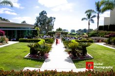 Gorgeous wedding day at Hilton La Jolla Torrey Pines