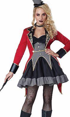 22 Best Ring Leader Costume Images Costumes Ringmaster Costume