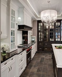Yup my dream kitchen Contemporary Kitchen by Lincolnwood Design-Build Firms Airoom Architects-Builders-Remodelers Küchen Design, Home Design, Interior Design, Design Ideas, Floor Design, Design Blogs, Design Inspiration, Furniture Inspiration, Designs