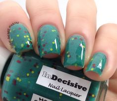 Lacquer: The Best Medicine!: InDecisive Lacquer | Hawaiian Punch-Drunk GIVEAWAY!
