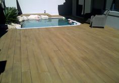 Millboard Decking by Urbanline – Composite Decking Products Plastic Roofing, Outdoor Decor, Landscaping Tips, Roof Panels, Corrugated Plastic, Composite Decking, Composite Wood, Wood Plastic Composite, Swimming Pools