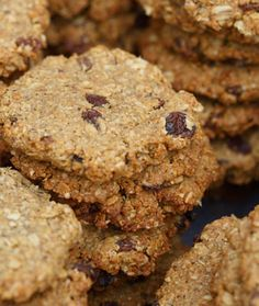 Peanut Butter Quinoa Cookies - The Best Healthy Cookie Recipes - Shape Magazine - Page 3