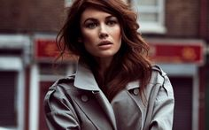 Télécharger fonds d'écran Olga Kurylenko, l'actrice française, portrait, modèle de mode, belle femme