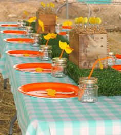 lorax birthday party | The Lorax Birthday Party at Tanaka Farms | Simple Natural Home