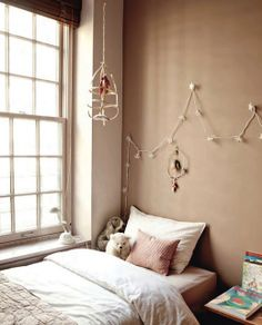 neutral kid's room #bedroom #kids