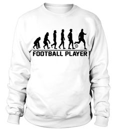 """EvolutionofFootball Player-FunnyT-shirt. Buy edition other at here: https://www.teezily.com/stores/evolution  **How to place an order..?   1.Choose the model from the drop-down menu   2.Click on """"Buy it now""""   3.Choose the size and the quantity   4.Add your delivery address and bank details   5.And that's it!   TIPS: Buy 2 or more to save shipping cost!    Guaranteed safe and secure checkout via:   Paypal 